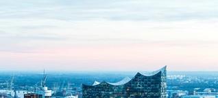 Hamburg von oben: Alles im Blick für kleines Geld