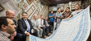 Exporte nach Iran: Wie es um Deutschlands Iran-Geschäft steht