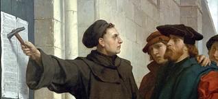 Luthers Thesenanschlag: Eine Hammer-Geschichte