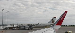 Naive Scheichs: Wie Air Berlin für Etihad zum Fiasko wurde