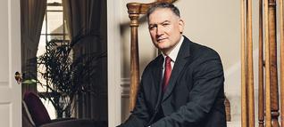Andreas Georgiou: Griechenlands Sündenbock für die Statistiktricks