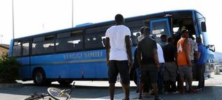 Italien: Das lange Warten auf die Zukunft