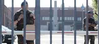 """Gefängnisse in Belgien: """"Menschenrechtsverletzungen stehen auf der Tagesordnung"""""""