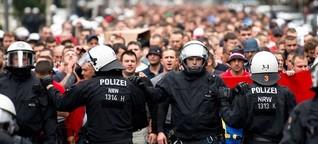 """Gewerkschafter im Interview: """"Polizei wird von anderen Behörden missbraucht"""""""