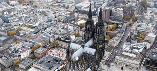 Eine Liebeserklärung: Ich hab Köln von oben gesehen - und bin verliebt!