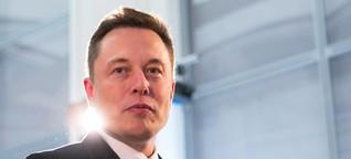 Elon Musk: Einer für alles