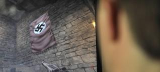 """Ex-Antifaschistisches Spiel """"Wolfenstein"""": Heil Heiler!"""