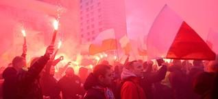 Was treibt Polens Rechtsextreme an?