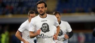 Lazio Rom: Scherze über Anne Frank