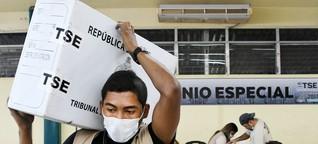 Wahlkrimi in Honduras