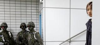 Südkorea: Schulterzucken in Seoul