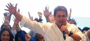 Honduras: Gewollte Eskalation