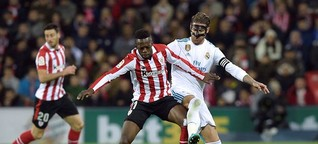 Real Madrid fail to close gap on Barcelona after 0-0 draw with Athletic Bilbao - Zidane