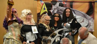 Miss Klingon Empire 'Beauty' Pageant