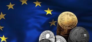 Europa führend beim ICO Funding