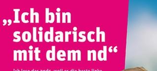 Steinmeiers Moment