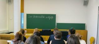 Bildungswesen Sachsen: CDU-Fraktion für Beamtung von neuen Lehrern