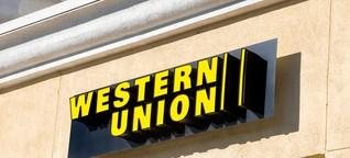 Western Union blockiert offenbar Kryptowährungen
