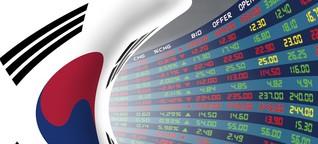 Südkorea will Bitcoin-Derivatgeschäfte verbieten