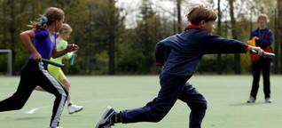 Labor: Schulsport - Grundschüler nicht so unsportlich wie gedacht