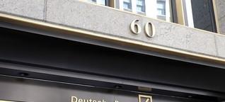 Deutsche Bank nennt Bitcoin als Top Risikofaktor für 2018