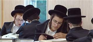 Kein Dreisatz, viel Talmud: Religiöse Schulen in Kanada (WDR 5)