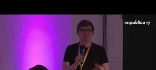 re:publica 2017 - Christian Bollert: Wie Podcasts mehr Leute erreichen können
