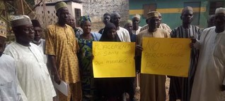 Kogi state pensioners protest over non-payment of 22-month allowances