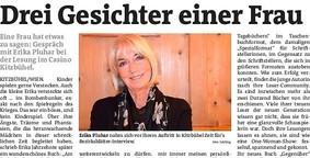 Erika Pluhar - Schauspielerin, Sängerin & Autorin