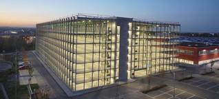 Deutschlands größte E-Tankstelle steht in Neckarsulm