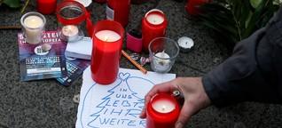 Berlin steht still und trauert
