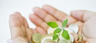 So gelingt Geldanlage: Mit kleinen Beträgen zum Vermögen?