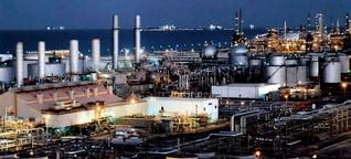 Saudis wollen den Ölmarkt fluten