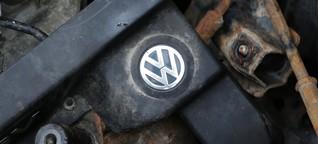 """Autoverkäufer zum Abgasbetrug: """"Alles Gehirnwäsche!"""""""