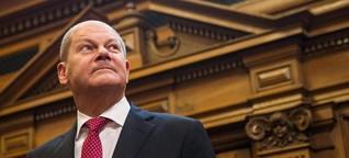 SPD-Führung: Prinz Olaf, der Zauderer - WELT