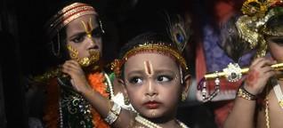 Das göttliche Kind - Teil 1: Krishna - Butterdieb und Dämonentöter