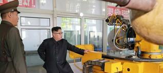 Sanktionen gegen Nordkorea bleiben wirkungslos
