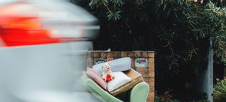 Zwischen Abfallberg und Zero Waste  | transform magazin