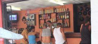 Mensajes de Cuba - Geschichten einer Straße