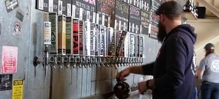 Ist der USA-Bier-Boom vorbei? Zu Besuch in der San Francisco Bay Area