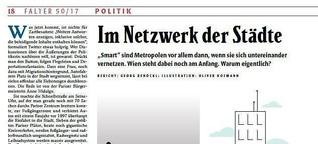 Im Netzwerk der Städte