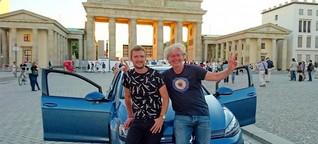 Going electric - a road trip through Germany