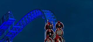 Zehn Runden Adrenalin pur