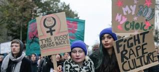 """#MeToo-Debatte - eine erste Bilanz - """"Viele Männer wussten zuvor nicht, was Sexismus ist"""""""