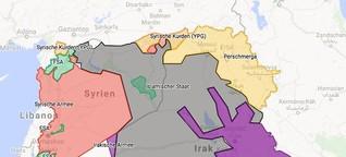 Datenschlacht – Berichterstattung über den Krieg in Syrien