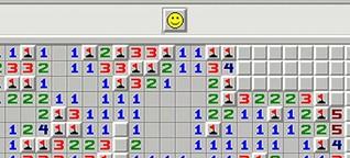 Wie Nichtstun die Kreativität fördert: Spielt mehr Minesweeper!