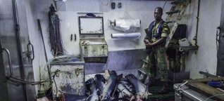 Big Data, Big Fish - Teil 1 - Jagd auf die Illegalen