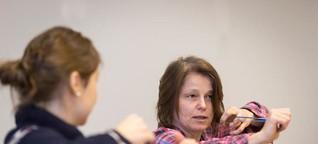 Fünf Sinne in Koblenz: Teil 5 - Coaching mit der Stimmtrainerin