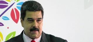 Venezuela drängt Nachbarstaaten, den Petro zu akzeptieren