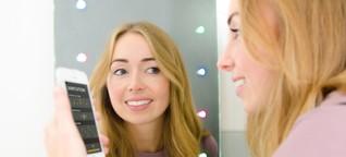 CES 2018: Spiegel, die unsere Falten zählen, frisch gerührte Hautcocktails - doch wollen wir das wirklich?